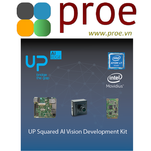 UP Squared AI Vision Development Kit-M