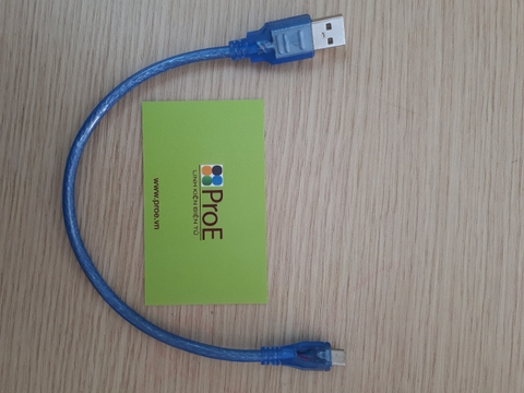 MICRO-USB-0,3 Cable USB-A To Micro USB-B Length 30cm