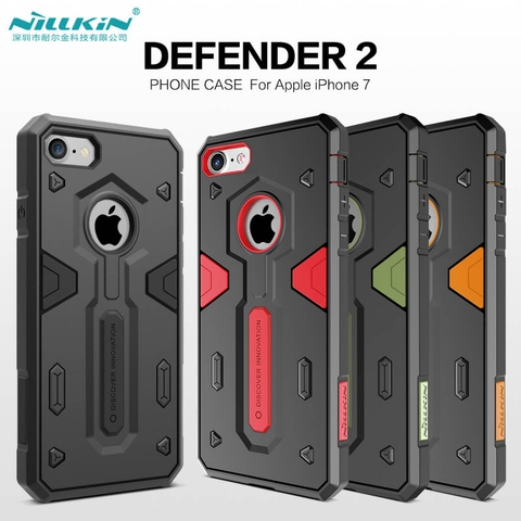 Ốp lưng iPhone 7 Nillkin Defender