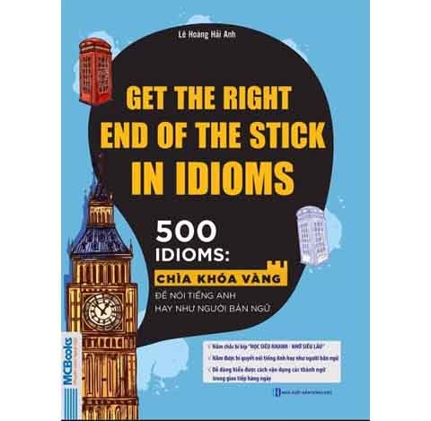 Get The  Right End Of The Stick In Idioms