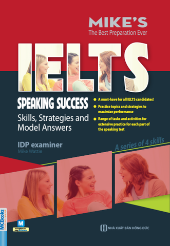 Ielts Speaking Success: Skills Strategies and Model Answers