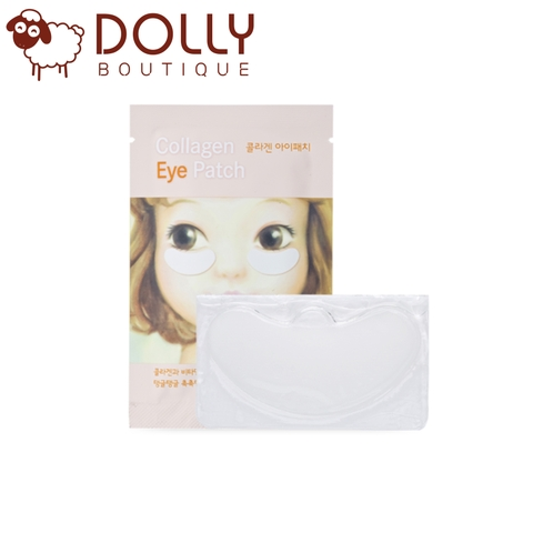 MẶT NẠ MẮT ETUDE HOUSE COLLAGEN EYE PATCH