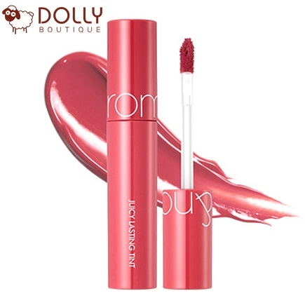 SON KEM BÓNG ROMAND NEW JUICY LASTING #09 LITCHI CORAL