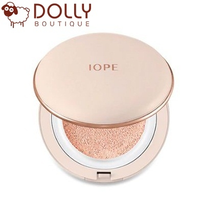 PHẤN NƯỚC IOPE AIR CUSHION SKIN FIT TONE UP 15GX2