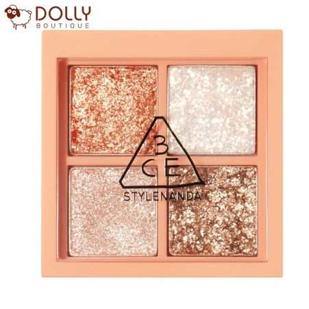 BẢNG MẮT 3CE MINI MULTI EYE COLOR PALETTE #GLITTER BOMB