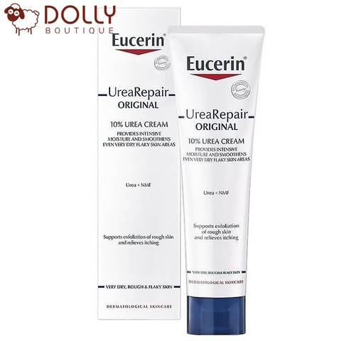 KEM DƯỠNG EUCERIN UREAREPAIR ORIGINAL 10% UREA CREAM 100ML