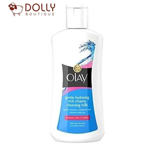 SỮA RỬA MẶT DỊU NHẸ OLAY ESSENTIALS CLEANSERS CONDITIONING MILK 200ML