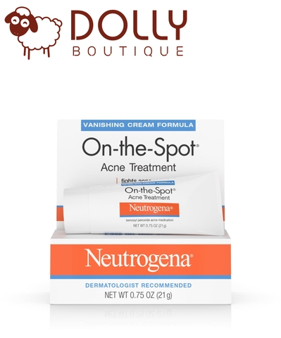 ĐẶC TRỊ MỤN NEUTROGENA ON THE SPOT ACNE TREATMENT