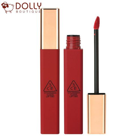 SON KEM 3CE CLOUD LIP TINT #MACARON RED