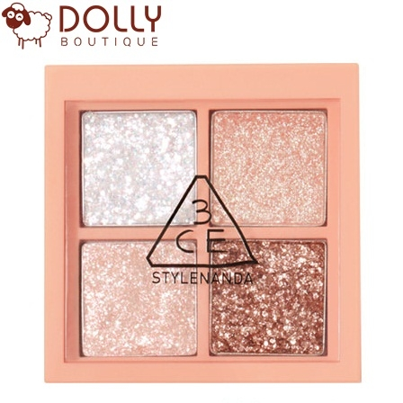 BẢNG MẮT 3CE MINI MULTI EYE COLOR PALETTE #DIAMOND GLINT