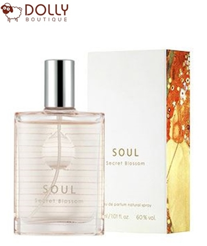 NƯỚC HOA THE FACE SHOP - SOUL SECRET BLOSSOM