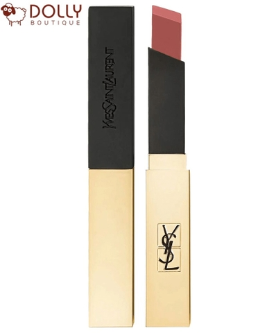 SON MÔI YVES SAINT LAURENT ROUGE PUR COUTURE THE SLIM MATTE LIPSTICK 12