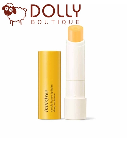 SON DƯỠNG MÔI INNISFREE CANOLA HONEY LIP BALM DEEP MOISTURE