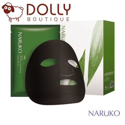 MẶT NẠ TRÀM TRÀ NARUKO TEA TREE SHINE CONTROL AND BLEMISH CLEAR MASK