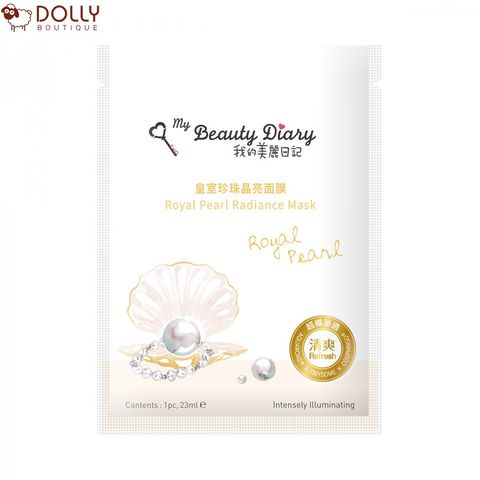 MẶT NẠ MY BEAUTY DIARY MASK ROYAL PEARL