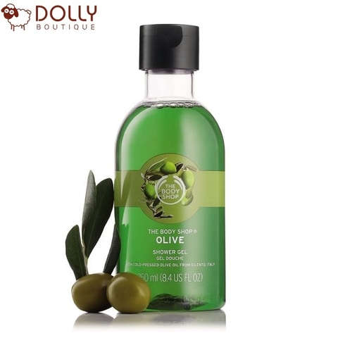 SỮA TẮM THE BODY SHOP SHOWER GEL -  OLIVE