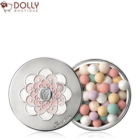 PHẤN NGỌC TRAI GUERLAIN METEORITES COMPACT LIGHT REVEALING PEARLS OF POWER (#02 Light)