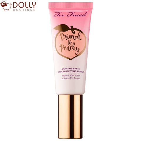 KEM LÓT TOO FACED PRIMED AND PEACHY PRIMER