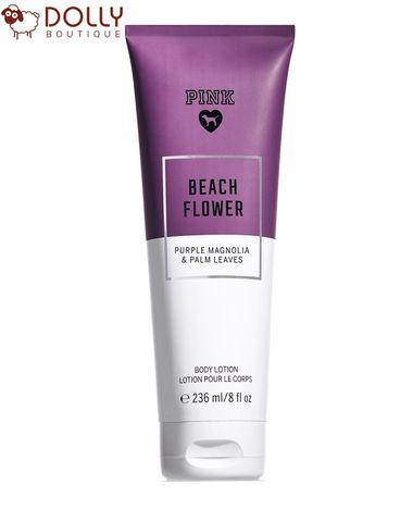 DƯỠNG THỂ VICTORIA SECRET BODY LOTION BEACH & FLOWER