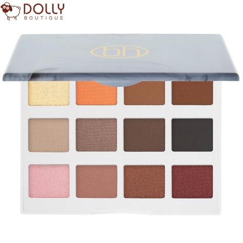 BẢNG MẮT BH COSMETICS MARBLE COLLECTION WARM STONE