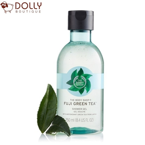 SỮA TẮM THE BODY SHOP FUJI GREEN TEA SHOWER GEL