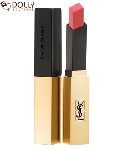SON MÔI YVES SAINT LAURENT ROUGE PUR COUTURE THE SLIM MATTE LIPSTICK 21