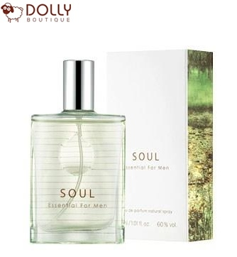 NƯỚC HOA THE FACE SHOP SOUL ESSENTIAL FOR MEN