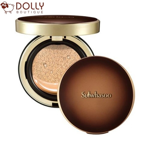 PHẤN NƯỚC SULWHASOO PERFECTING CUSHION INTENSE SPF50+ PA+++
