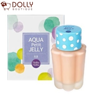 KEM NỀN HOLIKA HOLIKA AQUA PETIT JELLY BB CREAM SPF20 PA++ (No.01)