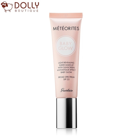 KEM NỀN GUERLAIN METEORITES BABY GLOW LIGHT REVEALING SHEER MAKE UP ( 2 Clair/light )