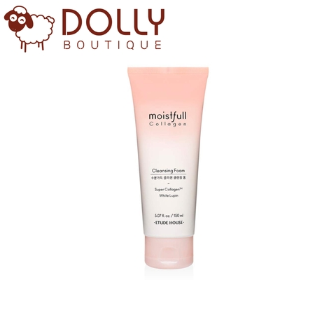 SỮA RỬA MẶT ETUDE HOUSE MOISTFULL COLLAGEN CLEASING FOAM