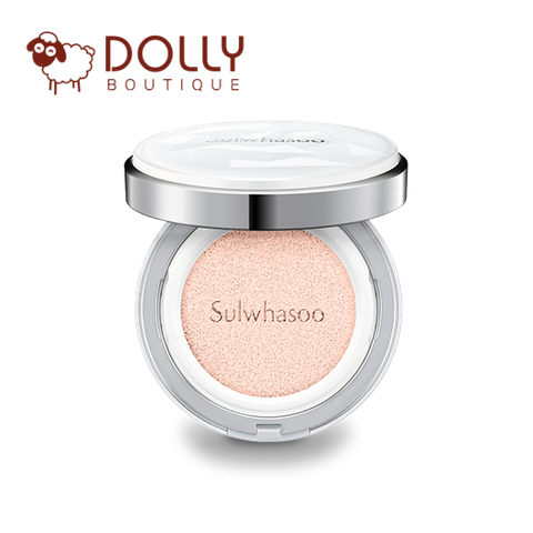 PHẤN NƯỚC SULWHASOO PERFECTING CUSHION BRIGHTING