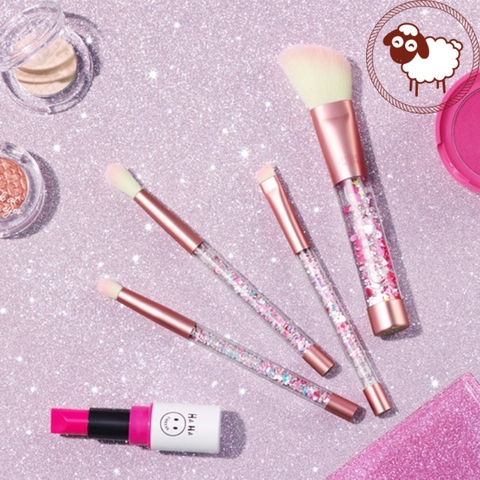 BỘ CỌ ETUDE HOUSE MY BEAUTY TOOL TWINKLE MINI BRUSH SET (4PCS)