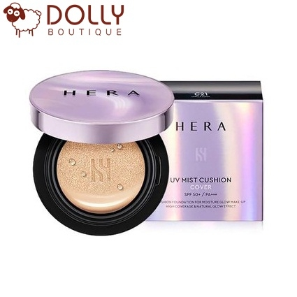 PHẤN NƯỚC HERA UV MIST CUSHION FOUNDATION COVER 15GX2