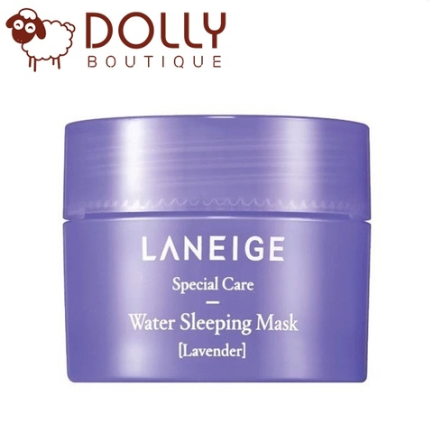 MẶT NẠ NGỦ MẶT HOA LAVENDER LANEIGE WATER SLEEPING MASK