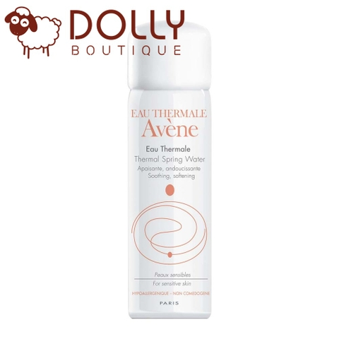 XỊT KHOÁNG AVENE THERMAL SPRING WATER SPRAY