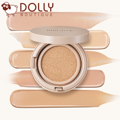 PHẤN NƯỚC INNISFREE SKIN FIT GLOW CUSHION SPF 34/PA++