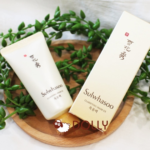 MẶT NẠ LỘT SULWHASOO CLARIFYING MASK EX
