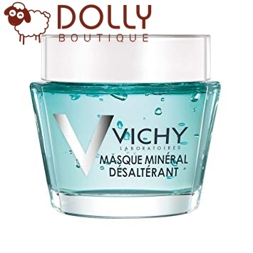 MẶT NẠ KHOÁNG VICHY PURETE THERMAL MASQUE MINERAL