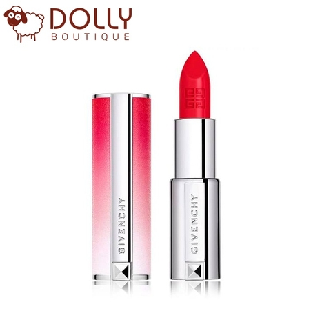 SON THỎI GIVENCHY LE ROUGE LIMITED EDITION MATTE LIPSTICK 332 FEARLESS