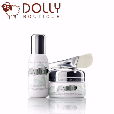 MẶT NẠ LA MER THE BRILLIANCE WHITE MASK