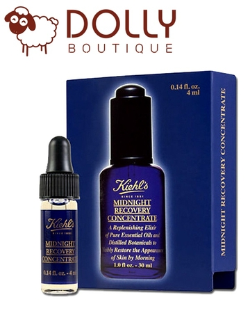 TINH CHẤT DƯỠNG KIEHL'S MIDNIGHT RECOVERY CONCENTRATE