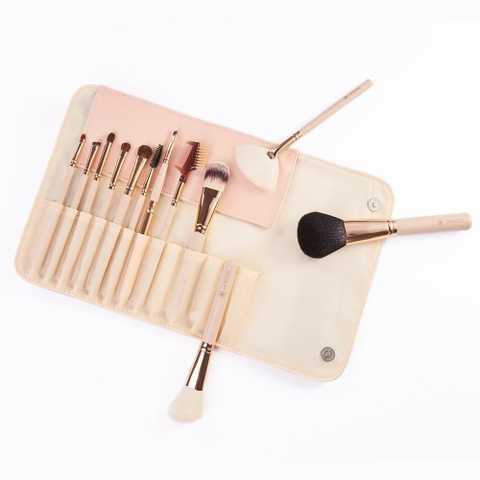 BỘ CỌ AMOORE 12 PCS MAKEUP BRUSHES SET