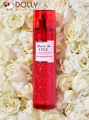 XỊT CƠ THỂ BATH & BODY WORKS YOU'RE THE ONE FINE FRAGRANCE MIST