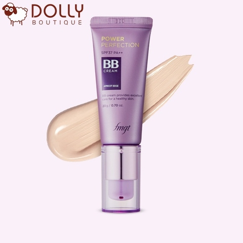KEM NỀN THE FACE SHOP POWER PERFECTION BB CREAM SPF37 PA ++