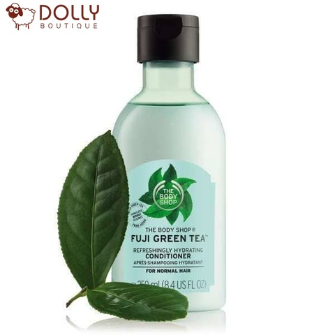DẦU XẢ THE BODY SHOP FUJI GREEN TEA REFRESHINGLY PURIFYING  CONDITIONER 250ML