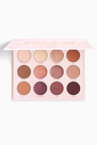 BẢNG PHẤN MẮT COLOURPOP GIVE IT TO ME STRAIGHT SHADOW PALETTE