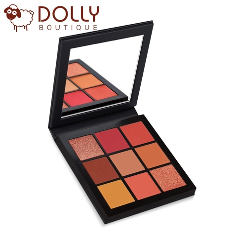 BẢNG PHẤN MẮT HUDA BEAUTY OBSESSIONS EYESHADOW PALETTE CORAL