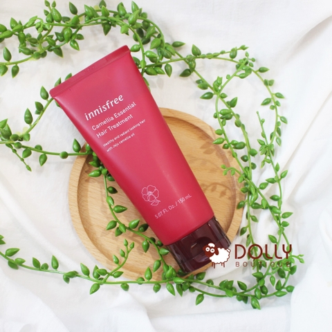 DẦU XẢ TÓC INNISFREE CAMELLIA ESSENTIAL HAIR TREATMENT 150ML