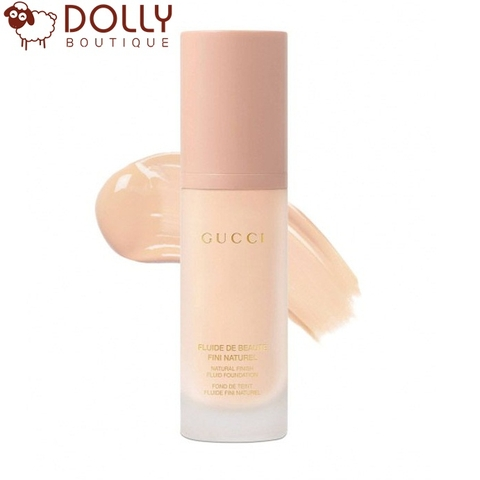 KEM NỀN GUCCI FLUIDE DE BEAUTÉ FINI NATUREL FOUNDATION 120N